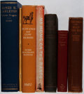 Books:Americana & American History, [Western Americana]. J. Frank Dobie. Group of Seven Books.Generally good or better condition.... (Total: 7 Items)