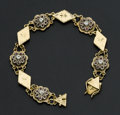 Estate Jewelry:Bracelets, 18k Gold Bracelet. ...