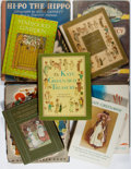 Books:Children's Books, [Kate Greenaway and Children's Books]. Lot of Nine Titles Relatedto Kate Greenaway and Children's Books. [Various publisher...(Total: 9 Items)