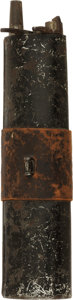 Military & Patriotic:Civil War, Extremely Rare Hall Rifle Flask...