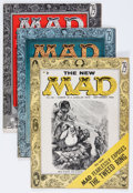 Magazines:Mad, Mad Magazine Short Box Group (EC, 1955-64) Condition: Average VG.... (Total: 62 Comic Books)