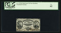 Fractional Currency:Third Issue, Fr. 1273SP 15¢ Third Issue PCGS New 62.. ...