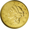 Liberty Double Eagles: , 1861-O $20 AU55 NGC. The 1861-O double eagle is one of the morefascinating coinage issues in U.S. numismatics, reflective ...