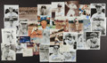 Autographs:Photos, Dodgers Greats Signed Photographs Lot Of 27....