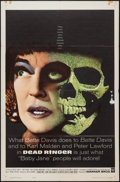 "Movie Posters:Thriller, Dead Ringer (Warner Brothers, 1964). One Sheet (27"" X 41""). Thriller.. ..."