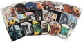 Music Memorabilia:Recordings, Beatles Parlophone Picture Disc Group of 22 (Parlophone, 1982-90).... (Total: 22 Items)