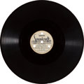 "Music Memorabilia:Recordings, Buddy Holly Rare Acetate - ""Gotta Roll""/ ""I Don't Care Anymore""(Soundcraft, 1955). ..."