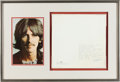 "Music Memorabilia:Autographs and Signed Items, George Harrison Signed The Beatles [""The White Album""] AlbumCover...."
