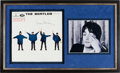 Music Memorabilia:Autographs and Signed Items, Paul McCartney Autographed The Beatles Help! LP (UK -Parlophone)....