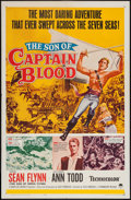 """Movie Posters:Swashbuckler, The Son of Captain Blood (Paramount, 1963). One Sheet (27"""" X 41""""). Swashbuckler.. ..."""