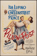 """Movie Posters:Comedy, Pillow to Post (Warner Brothers, 1945). One Sheet (27"""" X 41"""").Comedy.. ..."""