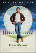 """Movie Posters:Fantasy, Field of Dreams (Universal, 1989). One Sheet (26.75"""" X 39.5"""") andProgram (9"""" X 12""""). Fantasy.. ... (Total: 2 Items)"""