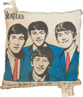 Music Memorabilia:Memorabilia, Beatles Cushion (NEMS, 1964)...