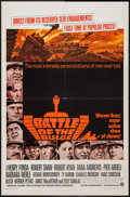 "Movie Posters:War, Battle of the Bulge (Warner Brothers, 1966). One Sheet (27"" X 41"")and Uncut Pressbook (11"" X 17"", 20 Pages) War.. ... (Total: 2Items)"
