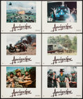"""Movie Posters:War, Apocalypse Now (United Artists, 1979). Regular & Deluxe LobbyCards (11) (11"""" X 14"""") and Program (7"""" X 11""""). War.. ... (Total: 12Items)"""