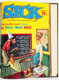 Magazines:Humor, Sick V1#1-V2#8 Bound Volume (Headline Publications, 1960-62)....