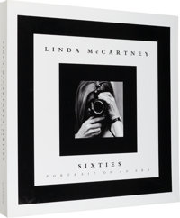 Beatles Related - Linda McCartney's Sixties Deluxe Signed Limited Edition Book #312/500 (Bul