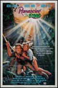 "Movie Posters:Adventure, Romancing the Stone (20th Century Fox, 1984). One Sheet (27"" X 41"")and Lobby Cards (7) (11"" X 14""). Adventure.. ... (Total: 8 Items)"