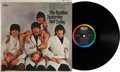 "Music Memorabilia:Recordings, The Beatles Yesterday And Today Rare First State ""ButcherCover"" LP (Capitol T2553, 1966)...."