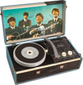 Music Memorabilia:Memorabilia, The Beatles Record Player - Still In Working Order (NEMS, 1964)....