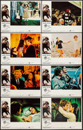 """Movie Posters:Romance, Love Story (Paramount, 1970). Lobby Card Set of 8 (11"""" X 14""""). Romance.. ... (Total: 8 Items)"""