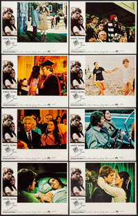 """Love Story (Paramount, 1970). Lobby Card Set of 8 (11"""" X 14""""). Romance. ... (Total: 8 Items)"""