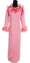 "Movie/TV Memorabilia:Costumes, A Rita Hayworth Gown from ""The Naked Zoo.""..."