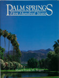 Political:Presidential Relics, Gerald Ford: Palm Springs Book Given by Bob Hope. ...