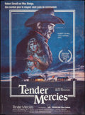 "Movie Posters:Drama, Tender Mercies (Eurogroup Films, 1983). French Grande (46"" X 62""). Drama.. ..."