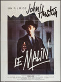 "Movie Posters:Drama, Wise Blood (Swan Diffusion-Gaumont, 1979). French Grande (47"" X 63""). Drama.. ..."