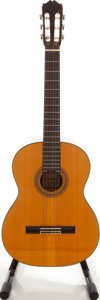 Musical Instruments:Acoustic Guitars, 1983 Takamine C-128 Natural Classical Guitar, Serial # 83051973....