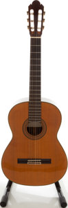 Musical Instruments:Acoustic Guitars, 1980s M. Horabe Model 35 Natural Classical Guitar. ...