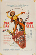 "Movie Posters:Musical, Calamity Jane (Warner Brothers, 1953). One Sheet (27"" X 41"").Musical.. ..."