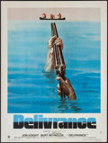 """Movie Posters:Action, Deliverance (Warner Brothers, 1972). French Affiche (23.5"""" X 31.5""""). Action.. ..."""