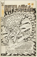 Original Comic Art:Covers, Life With Archie #178 Cover Original Art (Archie, 1977)....
