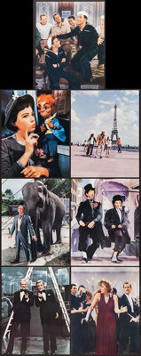 "That's Entertainment, Part 2 (MGM, 1975). Deluxe Lobby Card Set of 12 (11"" X 14""). Musical. ... (Total: 12 Ite..."