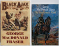Books:Fiction, George MacDonald Fraser. SIGNED. Group of Two First Edition, FirstPrinting Books. Signed by the author. Fine.... (Total: 2 Items)