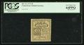 Colonial Notes:Connecticut, Connecticut October 11, 1777 2d PCGS Very Choice New 64PPQ.. ...