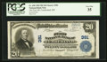 National Bank Notes:Maryland, Cumberland, MD - $20 1902 Plain Back Fr. 650 The First NB Ch. #381. ...