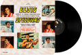 Music Memorabilia:Recordings, Elvis Presley Speedway Rare Mono LP (RCA LPM-3989, 1968)....(Total: 2 Items)