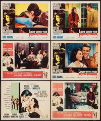 "Natalie Wood Lobby Card Lot #1(Various, 1960-1966). Title Lobby Card and Lobby Cards (10) (11"" X 14""). Miscell..."