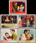 """Movie Posters:Western, Western Lobby Card Lot (Various, 1948-1964). Lobby Cards (10) (11""""X 14""""). Western.. ... (Total: 10 Items)"""