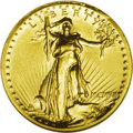 High Relief Double Eagles: , 1907 $20 High Relief, Wire Rim AU58 ANACS. A wonderful and highly desirable High Relief double eagle with full luster and b...