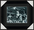 Basketball Collectibles:Photos, Bill Russell Signed Photograph. ...