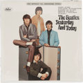 Music Memorabilia:Recordings, The Beatles Yesterday and Today Sealed Stereo LP (CapitolST2553, 1966)....