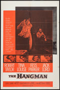 """Movie Posters:Western, The Hangman & Other Lot (Paramount, 1959). One Sheets (2) (27""""X 41"""") & Lobby Card Set of 8 (11"""" X 14""""). Western.. ... (Total:10 Items)"""