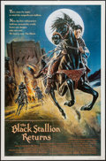 "Movie Posters:Adventure, The Black Stallion Returns & Others Lot (MGM/UA, 1983). OneSheets (5) (27"" X 41"") & Lobby Card Set of Eight (11"" X 14"").Ad... (Total: 13 Items)"
