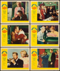 """Movie Posters:Musical, The Five Pennies (Paramount, 1959). Lobby Cards (6) (11"""" X 14"""").Musical.. ... (Total: 6 Item)"""