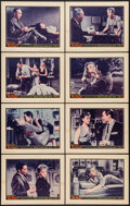 """Movie Posters:Drama, Girl of the Night (Warner Brothers, 1960). Lobby Card Set of 8 (11""""X 14""""). Drama.. ... (Total: 8 Items)"""