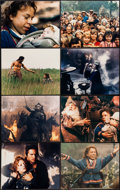 """Movie Posters:Fantasy, Willow (MGM, 1988). Deluxe Lobby Card Set of 12 (11"""" X 14"""").Fantasy.. ... (Total: 12 Items)"""